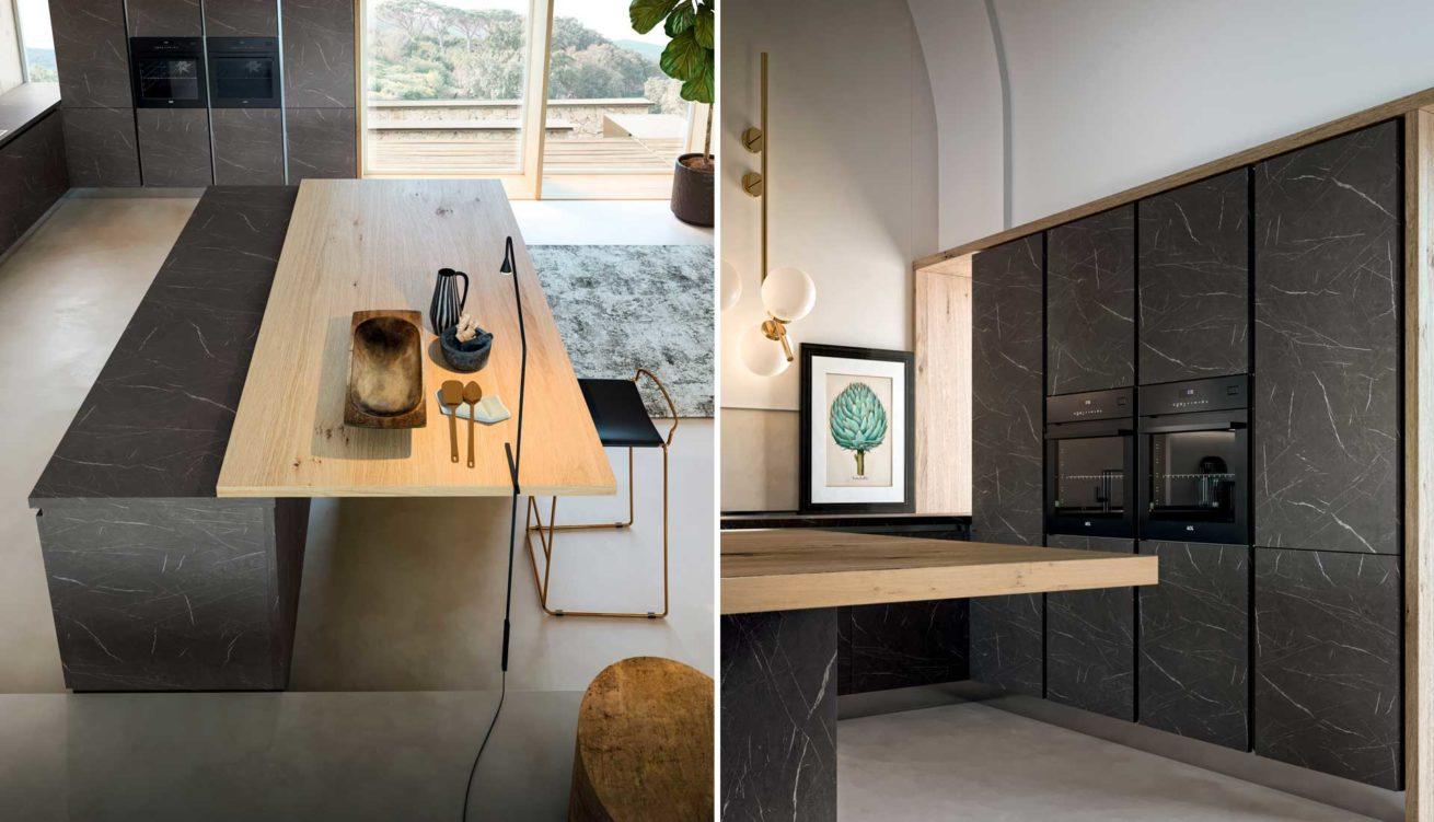 CUISINE MODERNE Design Stone 1